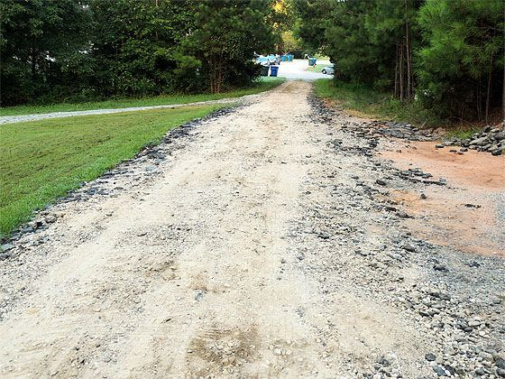 Best 25 gravel driveway cost ideas on pinterest driveway paving the cheapest way to pave a driveway diy solutioingenieria Images