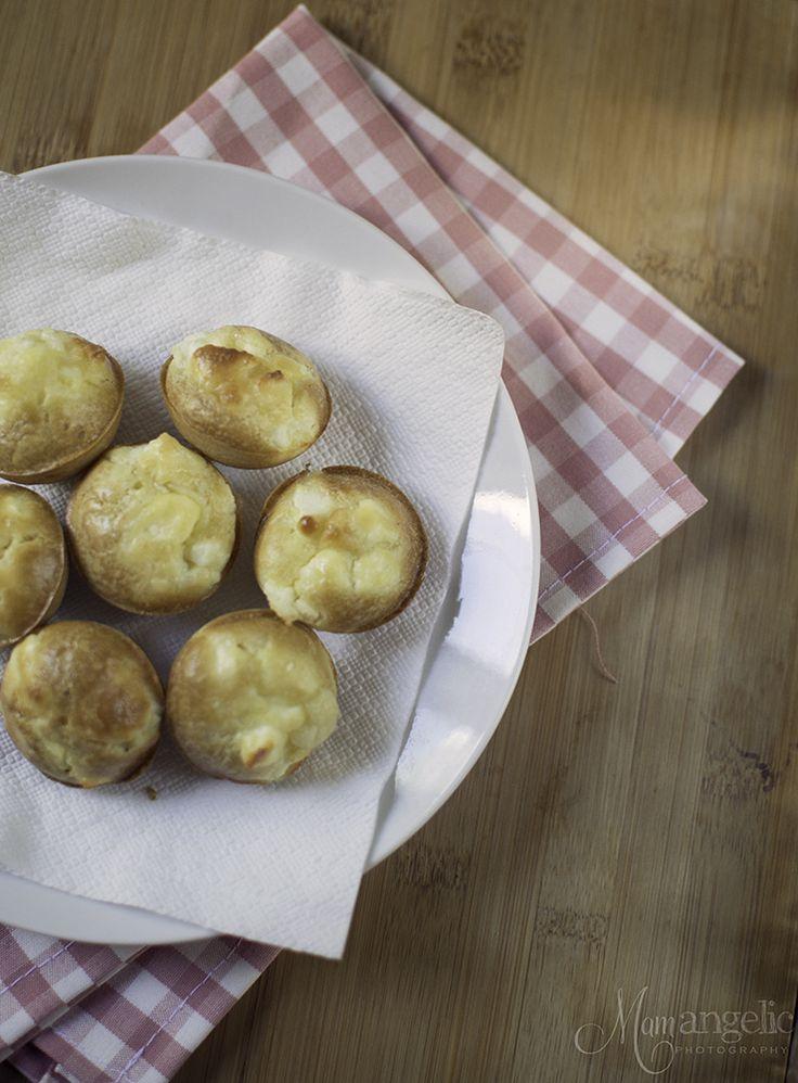 Mini τυροψωμάκια (χ.γ.) | για το πρωϊνό τους/σνακ | για παιδιά | συνταγές | δημιουργίες| διατροφή| Blog | mamangelic