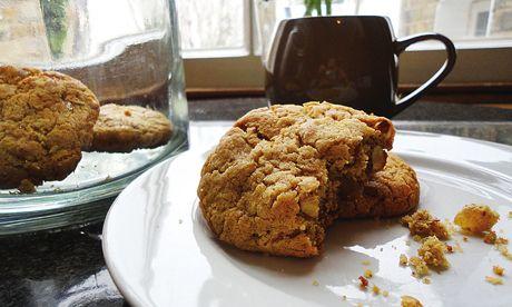 Cobnut cookies