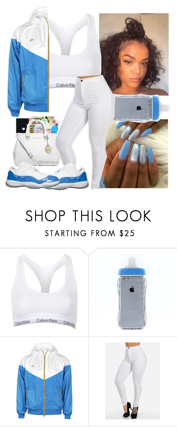 """Tee Grizzley ft.Lil Yachty- From the D to the A"" by nasza100 ❤ liked on Polyvore featuring Topshop and NIKE"