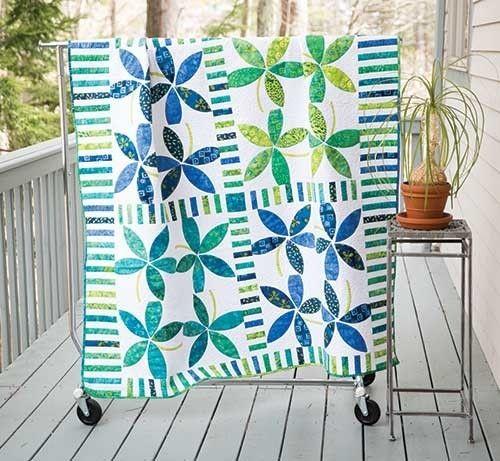 Tropics Quilt Kit