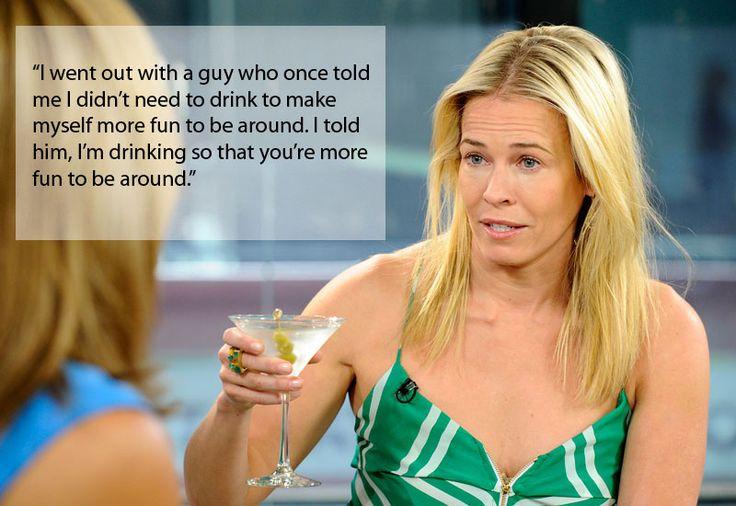 Chelsea Handler Funny Quotes - Chelsea Handler Birthday - Marie Claire