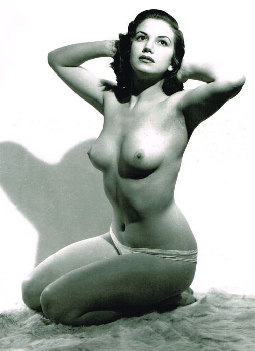 mexicana vintage nude pictures