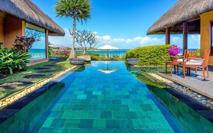 Top 10: the most romantic Mauritius hotels