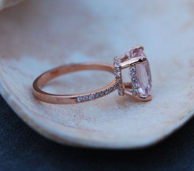 17 Best ideas about Champagne Sapphire Rings on Pinterest ...