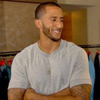 Colin Kaepernick's 2014 ESPY Awards Fitting?Watch the 49ers Quarterback Get Ready For the Red Carpet!