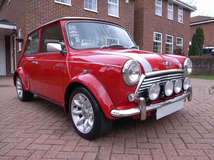 Classic Mini Cooper >> Classic Mini Cooper | cars | Pinterest | Classic mini, Minis and Cars
