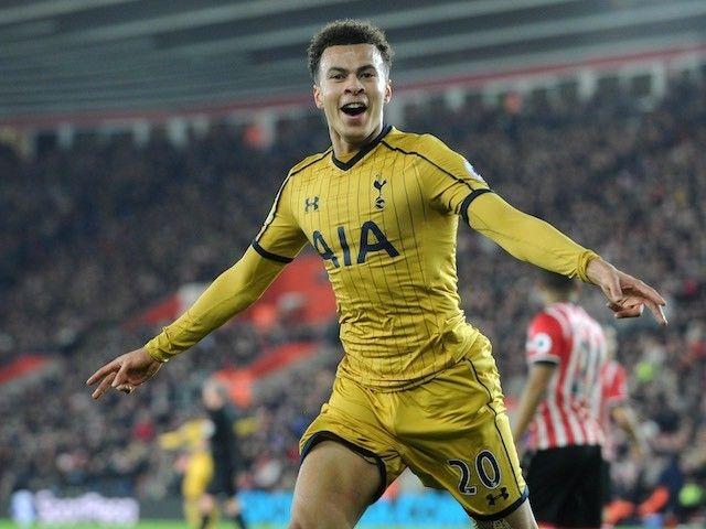 Dele Alli: 'Tottenham Hotspur made big statement against Southampton'