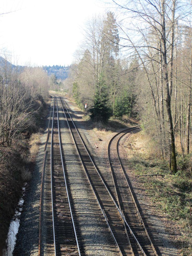 CP Rail - Port Moody, BC