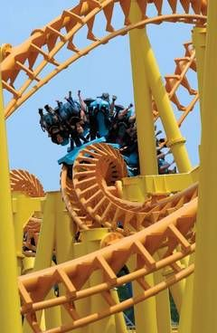 Michigan Adventures - LOVE Amusement Parks!!!!