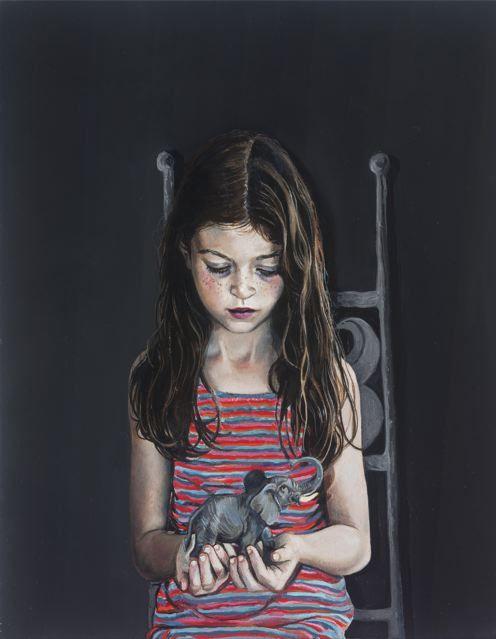 Adria Sartore Museum Childhood solo exhibition Beijing Art Now Gallery 28.03.2015  09.05.2015