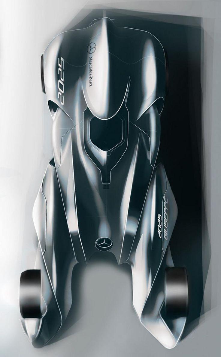 F1futuristic concept car 3