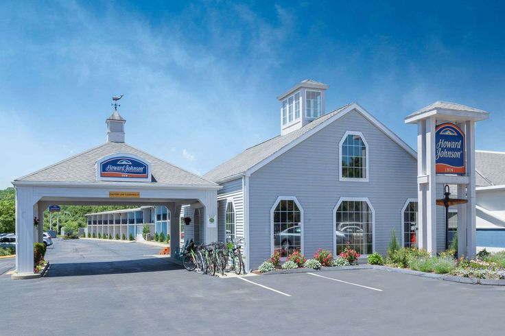 Howard Johnson Inn Mystic | Mystic Hotels, CT 06355
