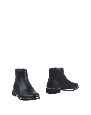 UNITED NUDE Women's Ankle boots Black 6 US