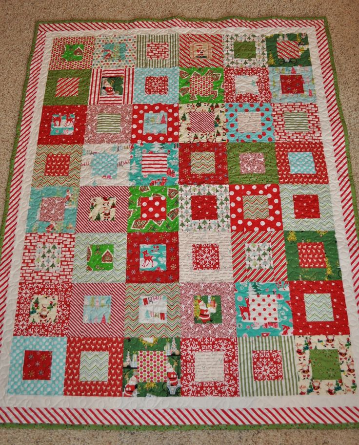I have been working on this baby for 2 months!      And she is finally finished!   I made this quilt for my mother and gave it to her a...