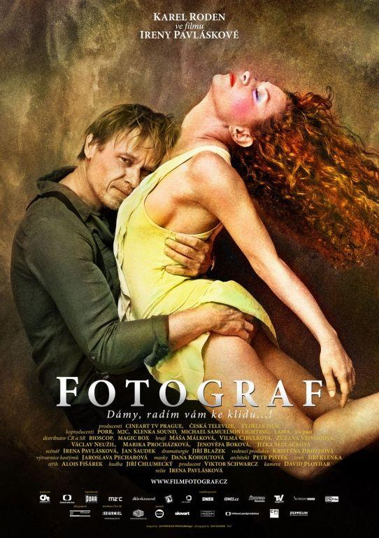 Fotograf film poster