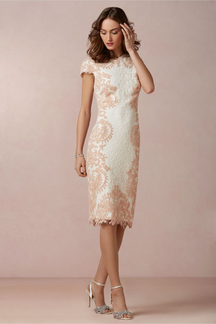 Lace dresses for wedding reception   best Wedding Stuff images on Pinterest  Make up looks Short