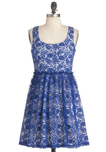 Blue Willow Heirloom Dress