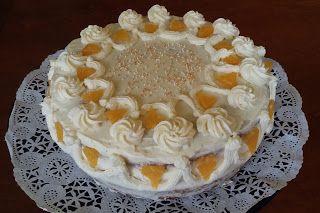 Családi kondér: Narancsos-mascaropne torta