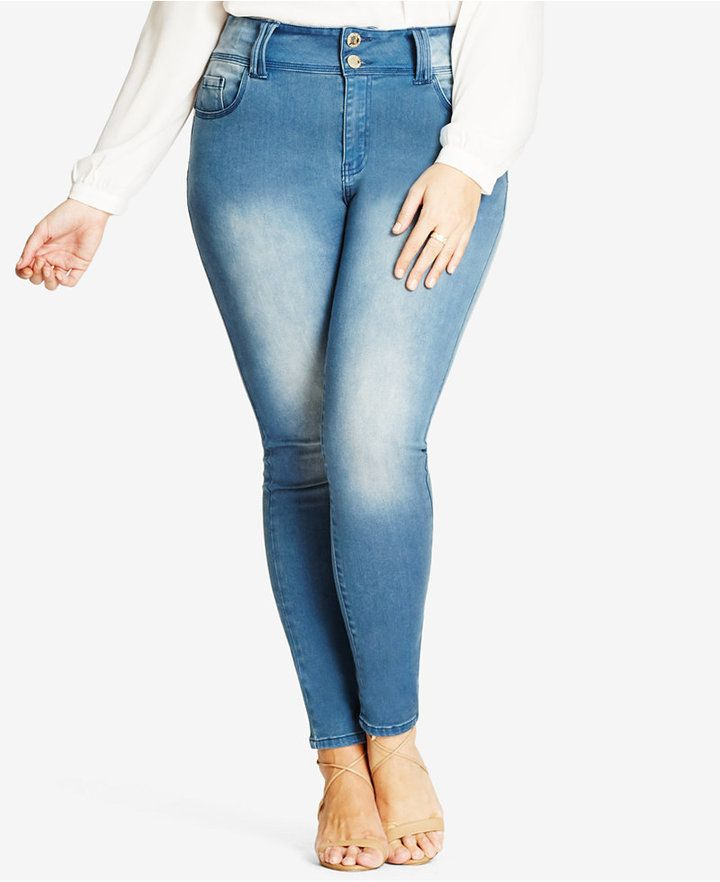 330 best images about Plus Size Jeans on Pinterest | Indigo ...