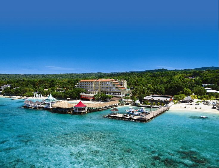 Sandals Ochi, The Hippest Resort in Jamaica - We're staying on the Hillside in Butler Village.