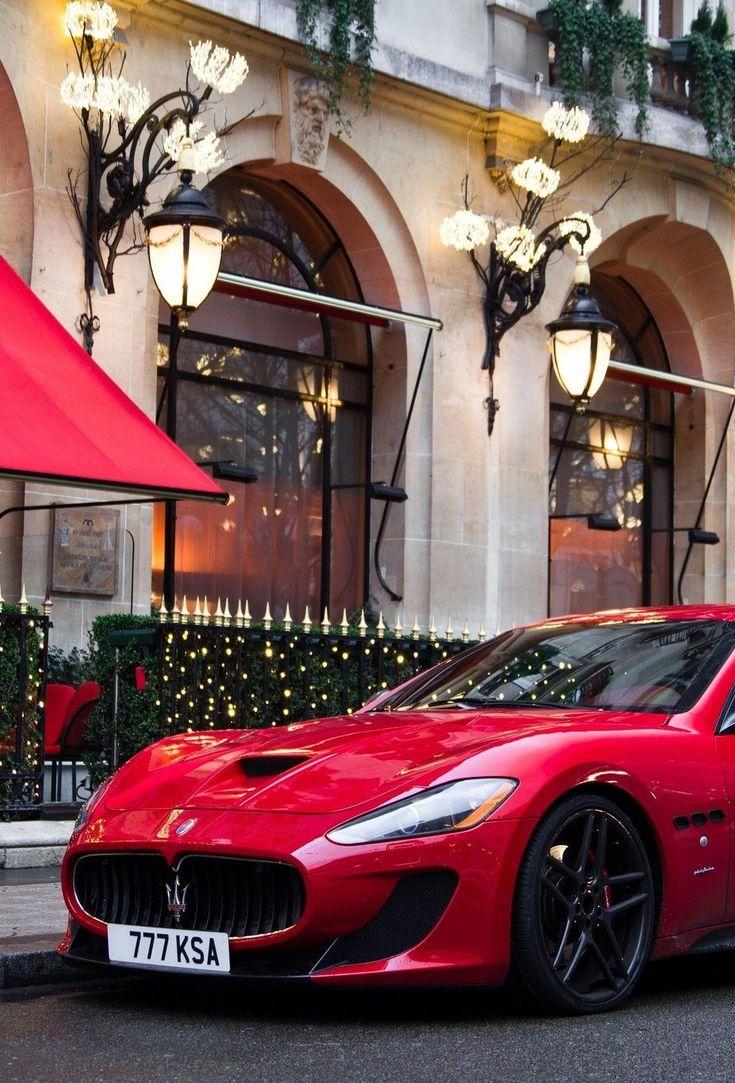 Maserati GranTurismo Pinterest: @anelakiele Instagram: @anelakiele