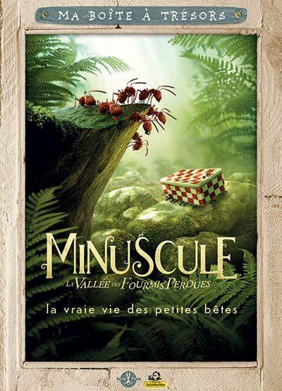 Boîte à Trésors: Minuscule, la Vallée des Fourmis Perdues