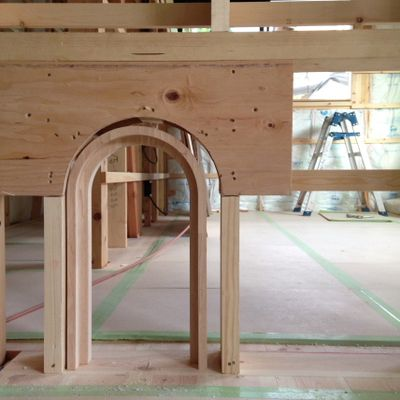 シュタイナーの小人ドアー | Blog | 岐阜の設計事務所 ピュウデザイン|住宅設計、店舗設計、新築、リノベーション、家具デザイン