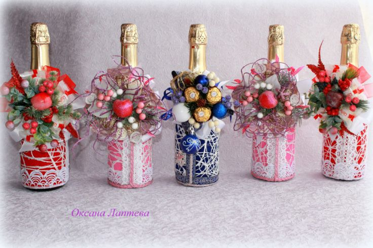 Gallery.ru / Фото #44 - Букеты из конфет 2 - laptewaoxana