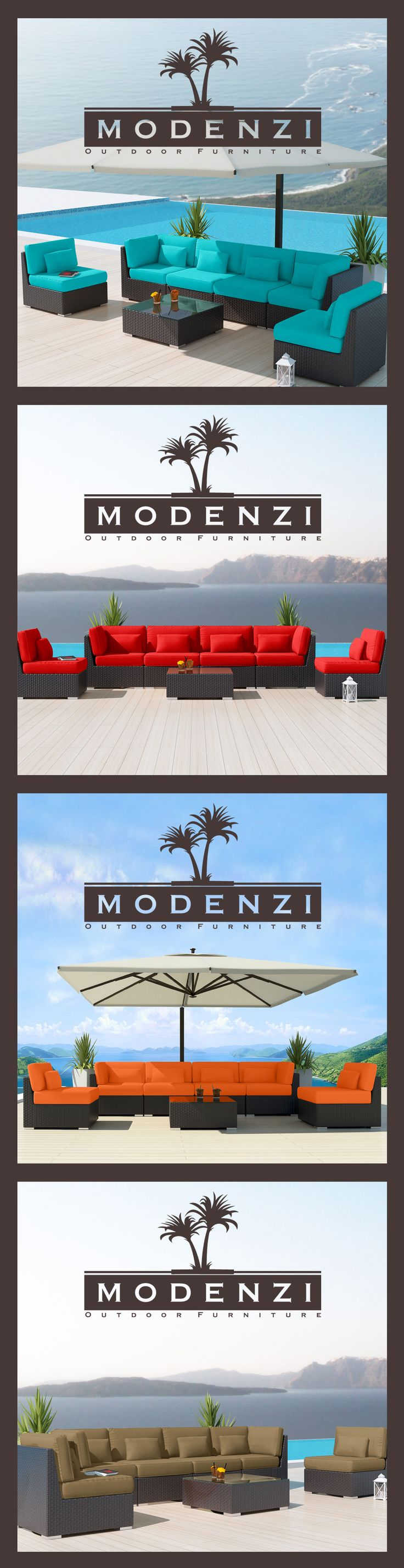 30 best Modern Patio Furniture images on Pinterest