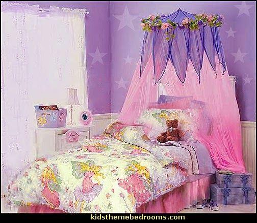 fairy bedroom ideas - fairy fantasy theme - enchanted forest fairy decorating -fairy murals - fairy forest bedrooms - fairy woodland bedroom ideas - fairy bedroom decorating ideas - fairy bedroom decor - fairy wall decals