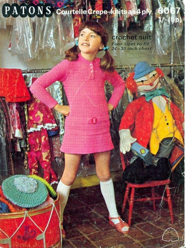 380 Best Patons Images On Pinterest Knit Patterns Vintage