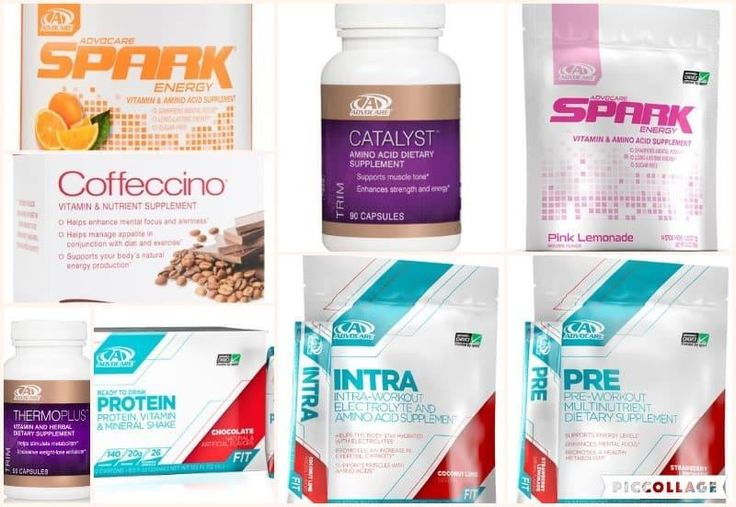Some of my favorite products, that keep me going through the week. Check them out here: https://www.advocare.com/141042041/