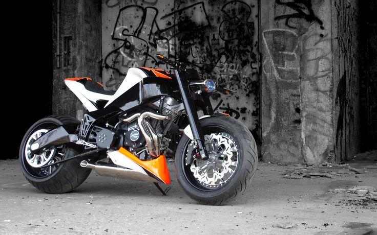 SP Fight Machines   Customizing   Street Fighter   Motorrad Umbau   Phil Schubert