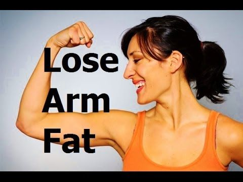 How To Lose Arm Fat Fast In A WEEK - Best arm exercises for women - YouTube