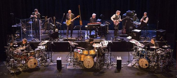 My review of my final night at Le Festival International de Jazz de Montréal 2017, the first of two evenings with King Crimson, along with a review of the group's night, two days later, at Massey Hall in Toronto, today at All About Jazz.   Review here: https://www.allaboutjazz.com/king-crimson-at-salle-wilfrid-pelletier-and-massey-hall-king-crimson-by-john-kelman.php  Photo courtesy of DGMLive.com