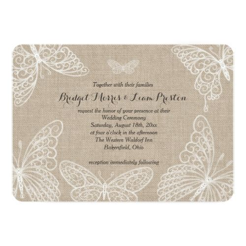 Best 25 Butterfly wedding invitations ideas – Elegant Butterfly Wedding Invitations