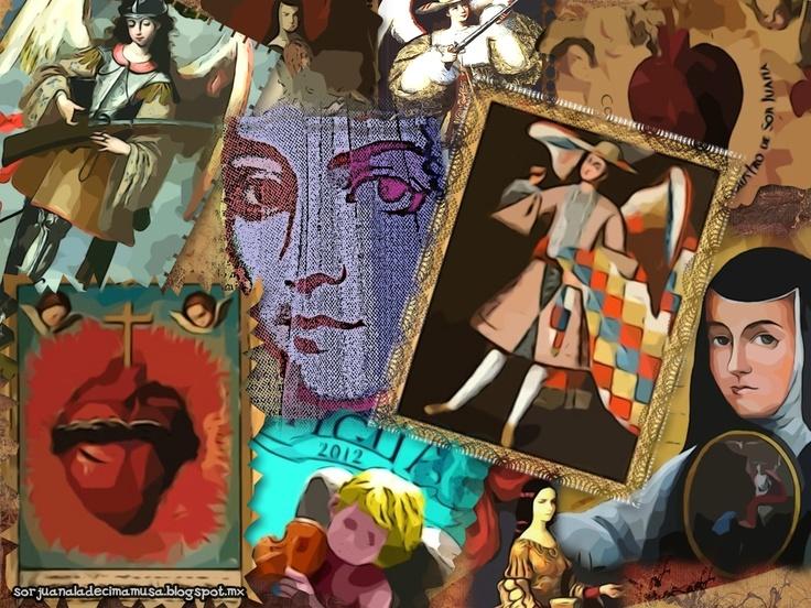 Fondos de Pantalla Sor Juana, Vol. II ~ Sor Juana, la décima musa