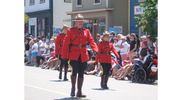 Canada Day Celebrations in St. Andrews