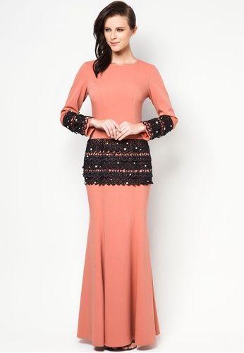 Camelia Dress by Jovian Mandagie #zalora