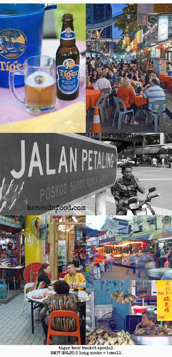 Petaling Street Food