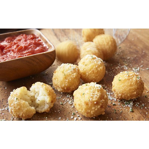 Crispy Risotto Bites | Lunch & Dinner Menu | Olive Garden Italian... ❤ liked on Polyvore featuring home and kitchen & dining