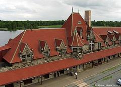 Train Station, McAdam New Brunswick