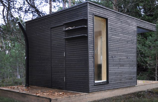 Project - ONE+ - Architizer. Tool Shed Idea