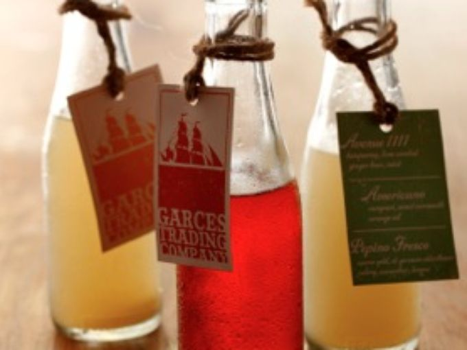 The Philadelphia-based Iron Chef Jose Garces has a foot in the bottled cocktail craze via his Garces Trading Company. An assortment of bottl...