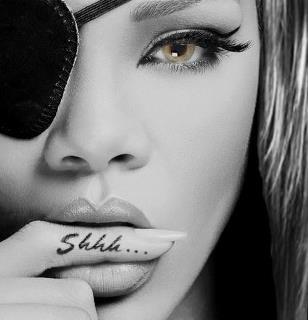 shhhhhh tattoo