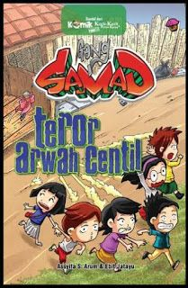 Komik Gang Samad: Teror Arwah Centil