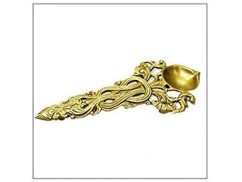 Designer Kapur Aarti In Brass