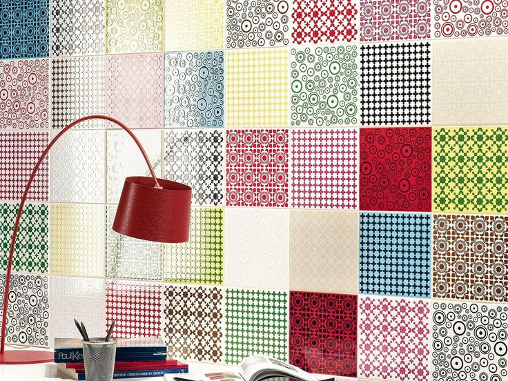CERAMIC WALL TILES WONDERWALL BY ASCOT CERAMICHE