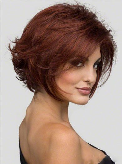 Best 25 Short Auburn Hair Ideas On Pinterest Red Brown